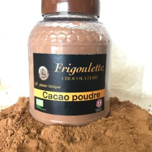 cacao poudre